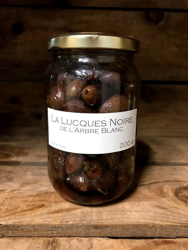 "Olives noires ""Lucques"""